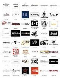 Знаки фирменных брендов сумок