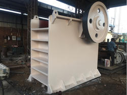 MS Jaw Crusher