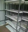 Slotted Angle Rack or Metal rack for Storage