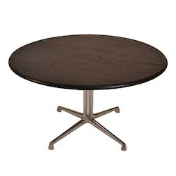 Wooden Round Shape Meeting Table