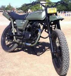 Rx100 Modified Bike