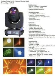 LED Moving Head Light - LED Moving Headlight Latest Price
