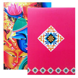 A4 Writing Note Pad