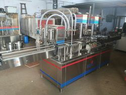 Automatic Linear Filling Machine
