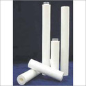 White Bicomponent Thermally Bonded Filters Cartridges