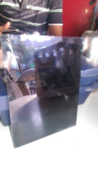 Magenta Float Glass