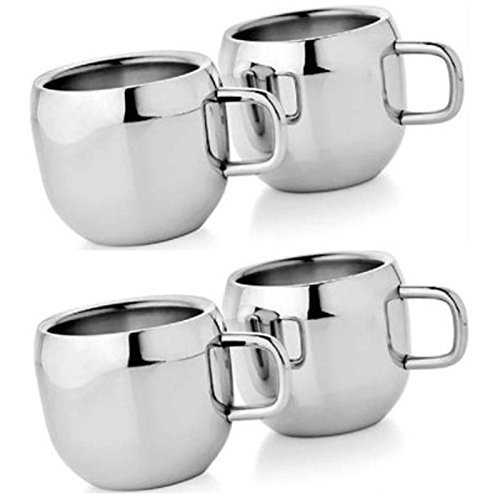 Yash Double Wall Stainless Steel Cups For Home Rs 36 Piece Id
