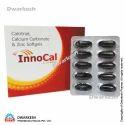Soft Gel Capsules of Calcium Calcitriol Zinc