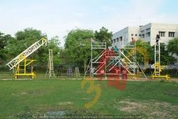 Temporary Stairway Platform Rental Services