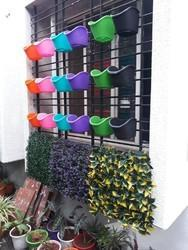 Window Hanging Pots