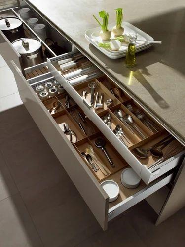 Modular Kitchen Drawer म ड य लर क चन ड र र At Rs