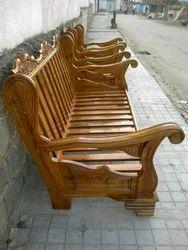 Assam Teak Sofa