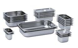 G.N. Pans - Stainless Steel