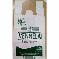 Non Woven W Cut Bag, For Shopping