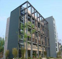 Multi Storey Steel Building
