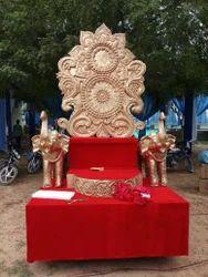 Wedding Dulhan Entry Palki