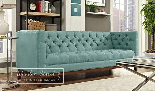 Fabric Sofas Wooden Street Parslo Fabric Sofa Set Manufacturer