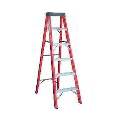 Fiber Glass Step Ladder