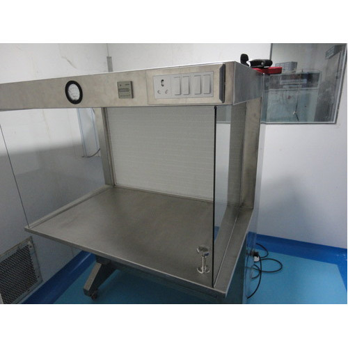 Technotech Airflow Ss,Glass Laminar Air Flow Unit, for Laboratory, 18000 Cfm