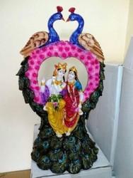 Resin Radha Krishna Statue