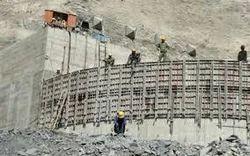 Constructions Of Dam