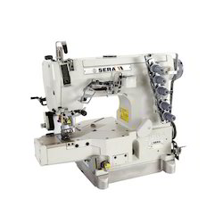 Cylinder Bed Interlock Sewing Machine