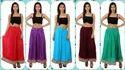 Women's Rayon Skirts