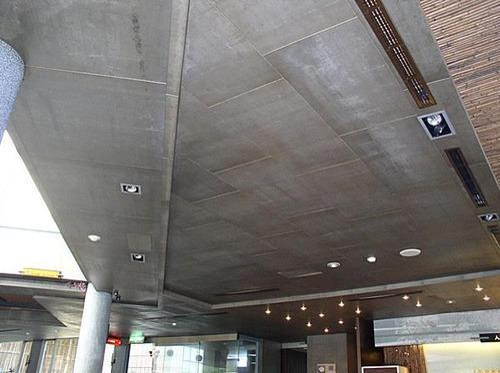 Fiber Cement Ceiling Board छत का बोर्ड छत के बोर्ड