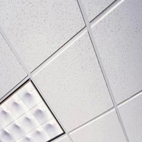 Gypsum board false ceiling tiles at rs square feet
