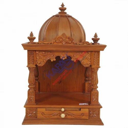 Teak Wood Temple, सागौन की लकड़ी का मंदिर, सागौन की लकड़ी