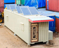 Portable Solar House