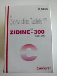 ZIDINE-300  Zidovudine Tablet