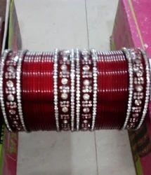 Designer Chuda for Karva Choth