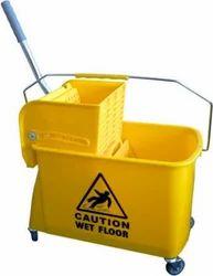 Wringer Trolley Singal Bucket 20 Ltr