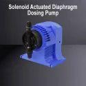 Solenoid Actuated Diaphragm Dosing Pump
