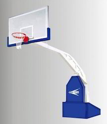 Basketball Pole 17 cm (6) Round Pipe 30 MM Metco