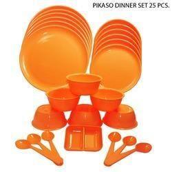 25 PCS Dinner Set