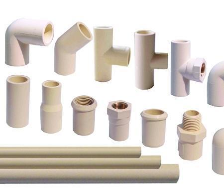 CPVC Pipe Fittings, Size: 3 Inch