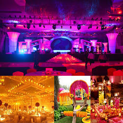 Wedding flower decoration in mumbai lighting sets and flower decoration junglespirit Gallery