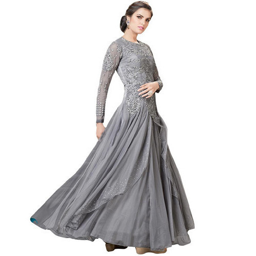Fashionable Evening Gowns Party Wedding Western Formal Wear