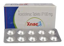 Aceclofenac 100 Mg