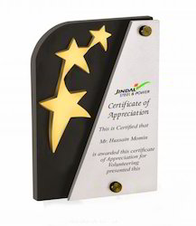3 Star Office Staff Award