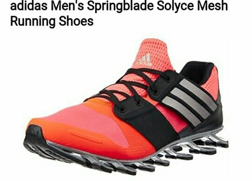 size 40 04761 5578b Adidas Springblade Solyce Mesh Model Shoes