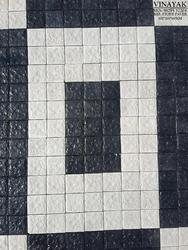 Reflective Paver Block Stone Design