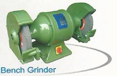 Heavy Duty Bench Grinding Machine: 0.5HP/3Phase