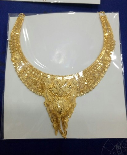fb8eac293 Lashkara Fashion Jewelry One Gram Gold Plated Imitation Jewellery ...