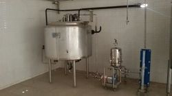 Beverages Soft Drink Plant and Storage Tanks