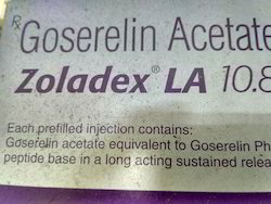 Zoladex LA 10.8 Inj