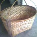 Bamboo Shopping Basket