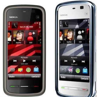 Nokia 5233 Touch Mobile Refurbished Mobile
